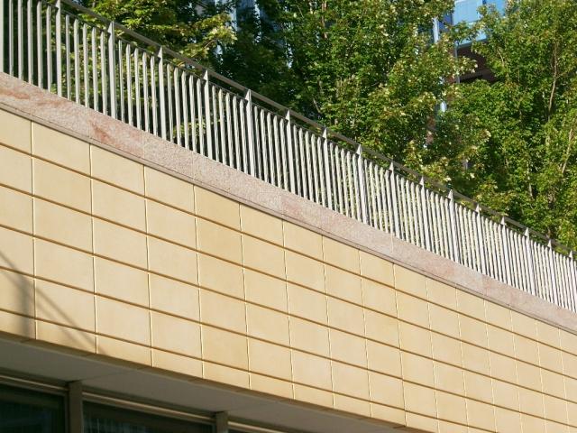 Custom Aluminum Guard Rails